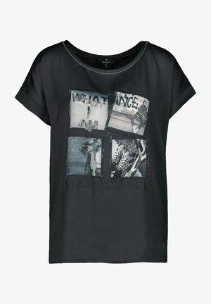 Print T-shirt - titan