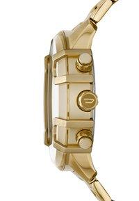 Diesel - GRIFFED - Zegarek chronograficzny - gold-coloured - 2