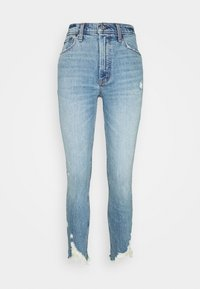 Abercrombie & Fitch - MED CHEWY - Jeans Skinny Fit - medium clean - 4