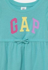 GAP - TODDLER GIRL - Žerzejové šaty - ice water blue - 2