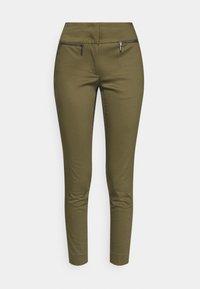 comma - Trousers - khaki - 0