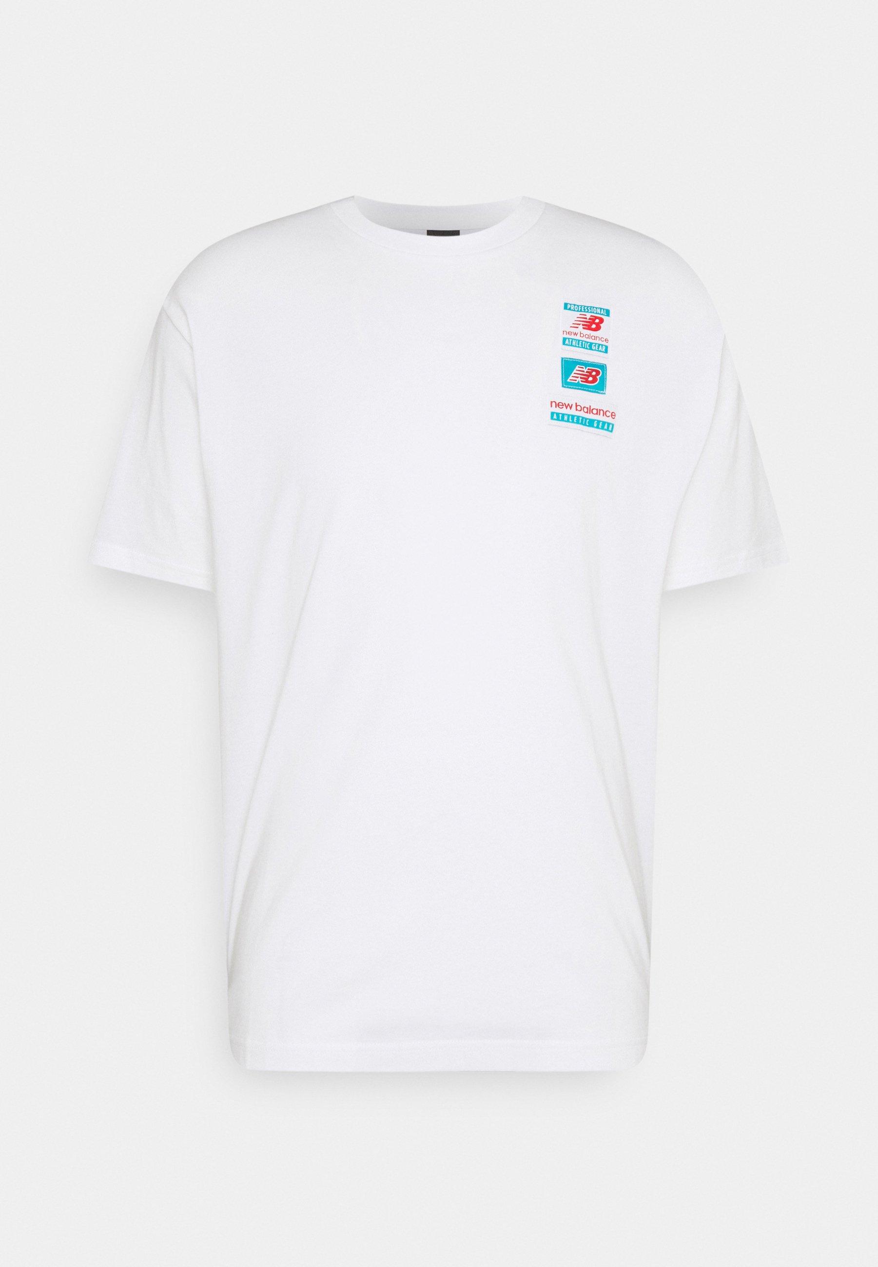 Homme ESSENTIALS TAG TEE - T-shirt basique