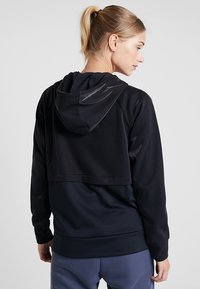 Under Armour - MIRAGE - Fleece jacket - black/onyx - 2