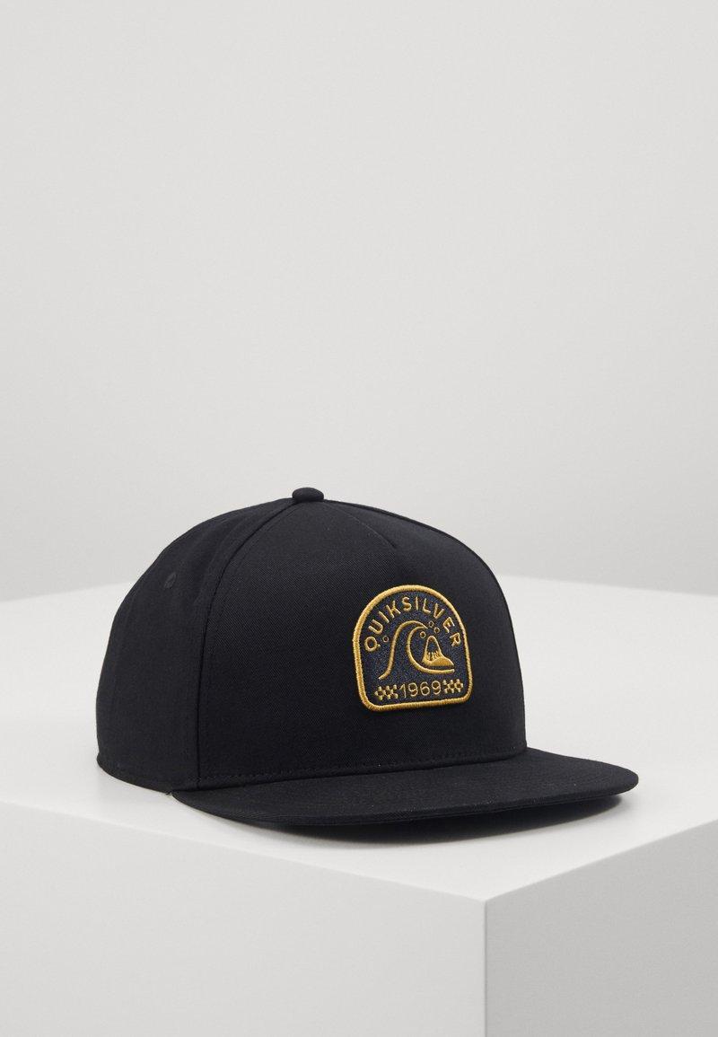 Quiksilver - PILL MOUNTAIN - Cap - black