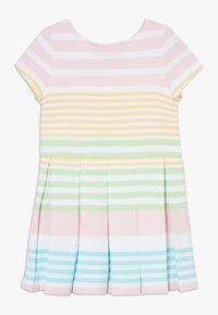 Polo Ralph Lauren - DRESSES - Robe pull - white multi - 1
