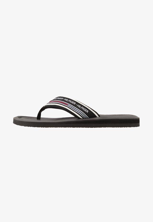 CORPORATE COMFORT BEACH - T-bar sandals - grey