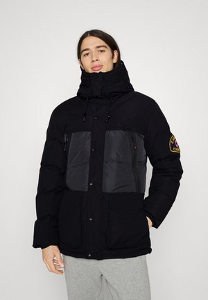 HAZLEN PUFFER JACKET - Winter coat - black