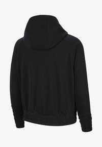 Nike Sportswear - Zip-up hoodie - black/volt - 3