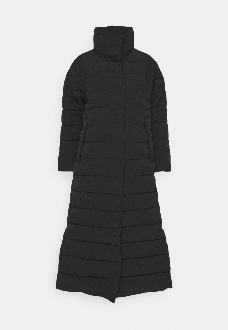 Didriksons - JULIE WOMENS COAT LONG - Winter coat - black