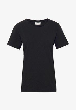 FENJA TEE - Basic T-shirt - black