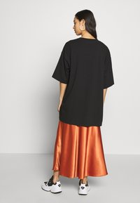 Weekday - BLISS  - T-shirts med print - black - 2