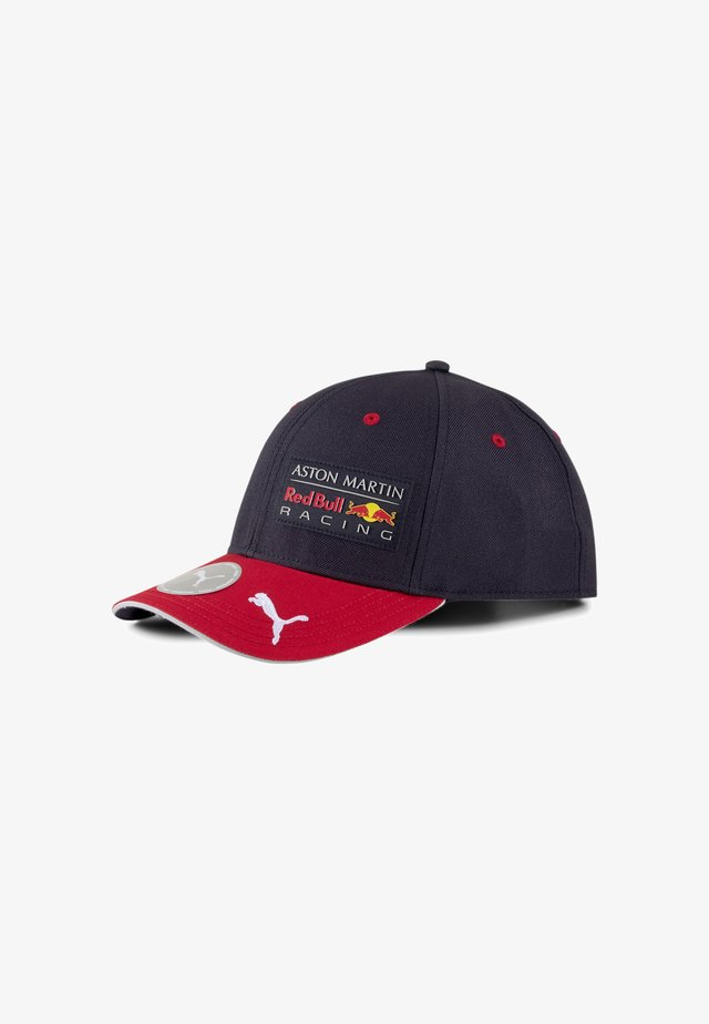 AMRBR REPLICA TEAM SNAPBACK MAND - Pet - night sky-chinese red