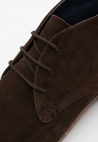 Pier One - Business sko - dark brown - 5