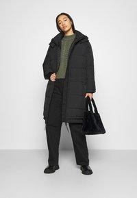 Envii - ENTABLE JACKET  - Winter coat - black - 1