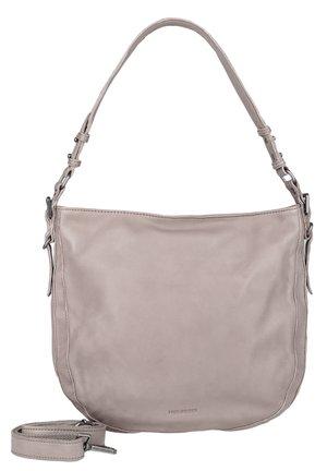 Handbag - warm grey