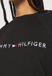 Tommy Hilfiger - ORIGINAL TRACK - Haut de pyjama - black - 4