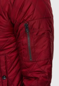INDICODE JEANS - NOVAK - Light jacket - bordeaux - 5