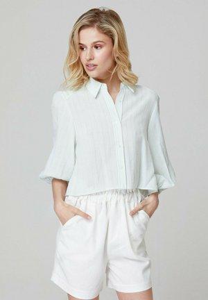 Skjortebluser - light green