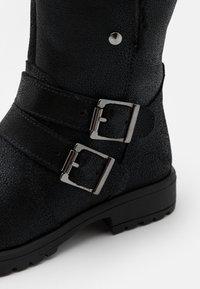 Superfit - GALAXY - Winter boots - schwarz - 5