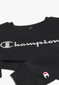 Champion - LEGACY AMERICAN CLASSICS CREWNECK UNISEX - Sweatshirt - black - 3