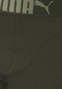 Puma - PREMIUM 3 PACK - Culotte - dark green - 4