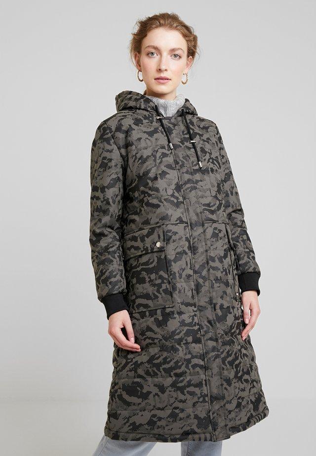 CANOGA - Płaszcz wełniany /Płaszcz klasyczny - grey