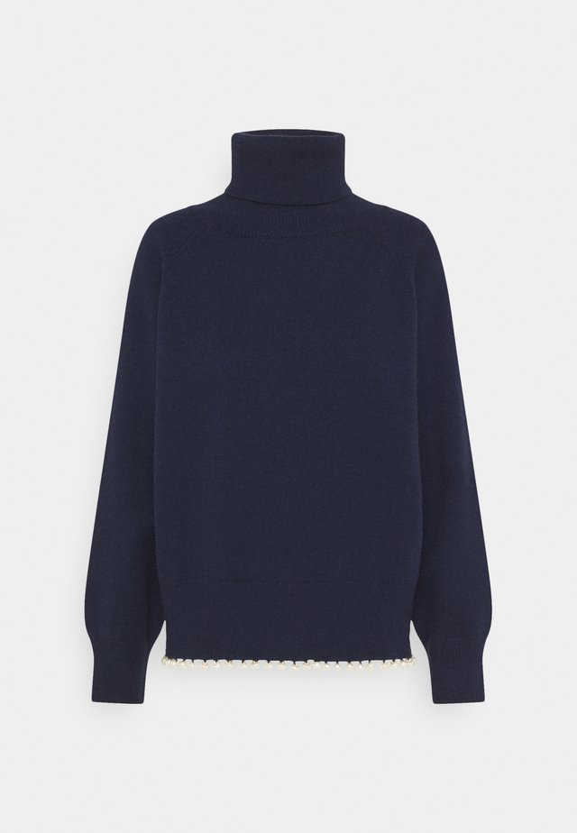 CLEMMIE TURTLE NECK - Trui - navy