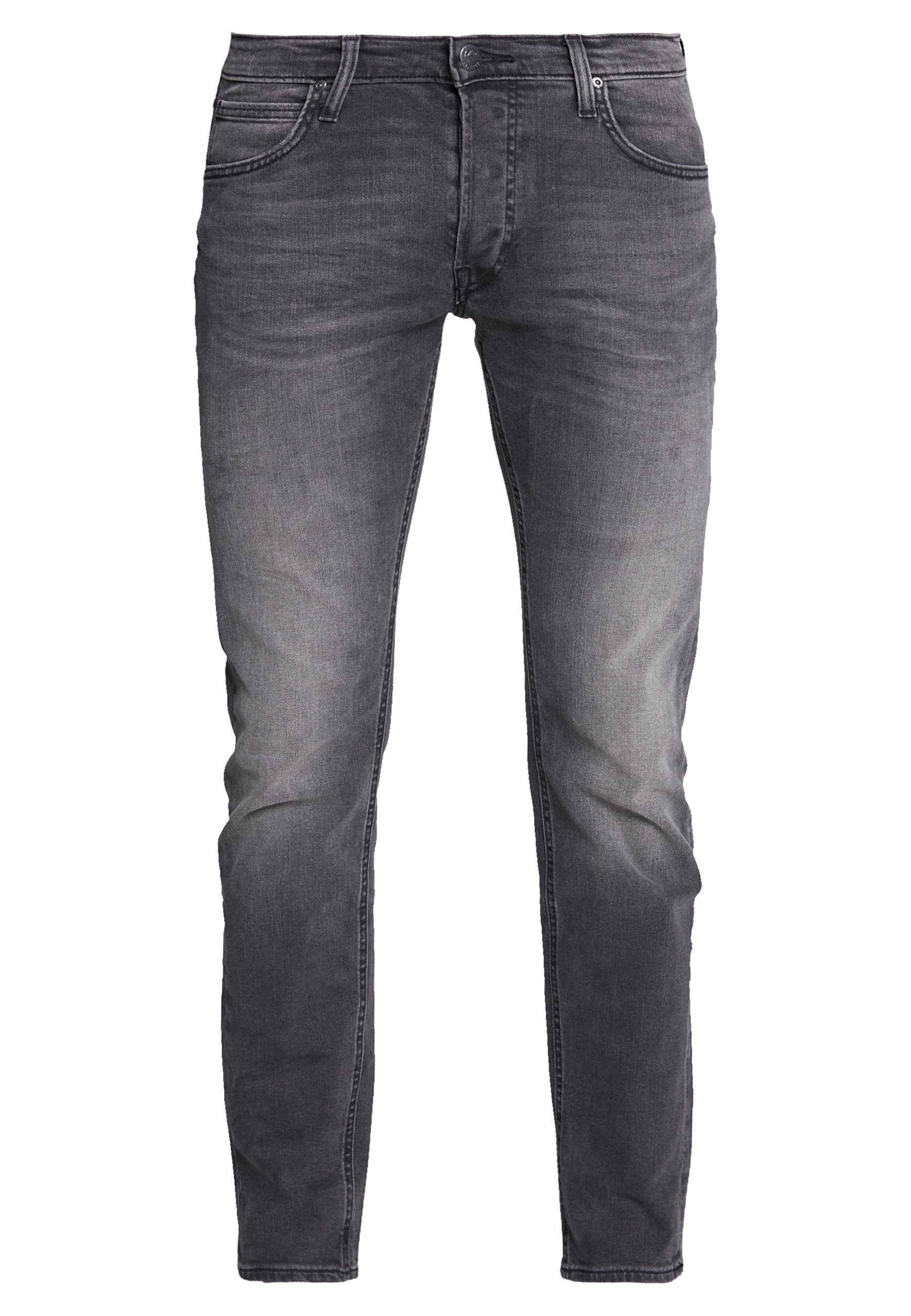 Lee DAREN BUTTON FLY - Jean droit - moto worn in