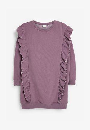 Jumper dress - purple