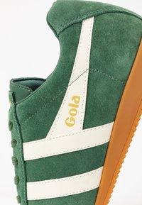 Gola - HARRIER - Sneakers basse - evergreen/offwhite - 5