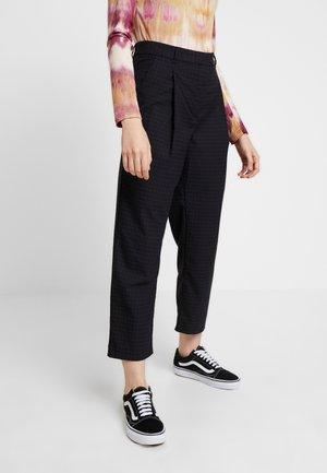 MARSHA TROUSER - Pantalones - navy