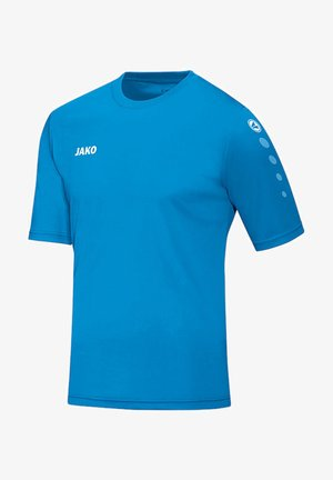 TEAMSPORT KURZARM  - Sports shirt - blauweiss