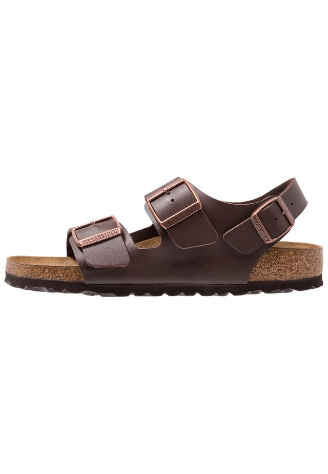 MILANO - Sandali - dark brown