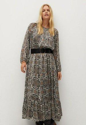 BENGALA - Vestido largo - gris