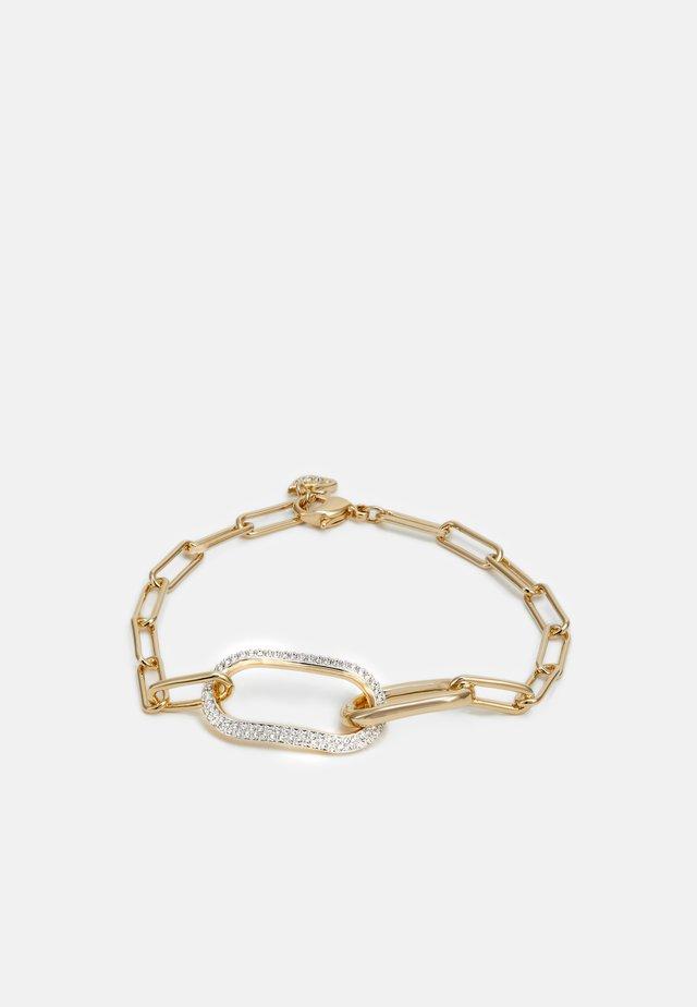 TIME BRACELET OVAL - Armband - gold-coloured