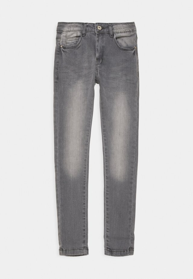 Jeans Skinny Fit - mid grey denim