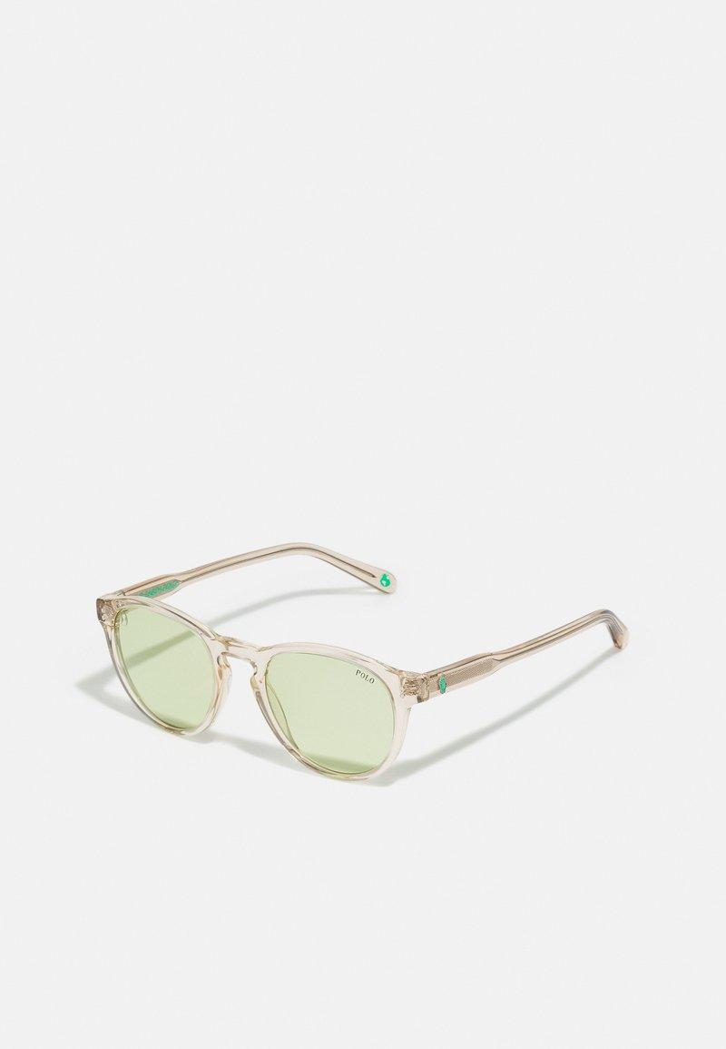 Polo Ralph Lauren - UNISEX - Solbriller - shiny transparent light brown