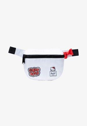 FIFTEEN - Bum bag - white