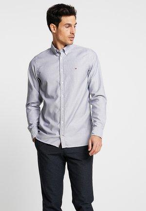 ESSENTIAL DOBBY - Formal shirt - blue