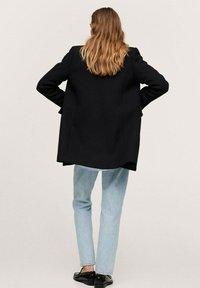 Mango - DALI - Short coat - svart - 1