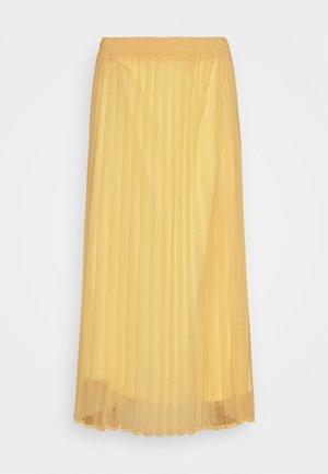 TIOLA SKIRT - A-line skirt - golden haze