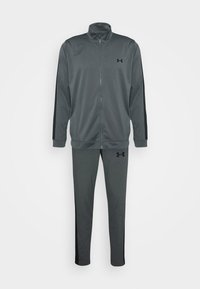 Under Armour - EMEA TRACK SUIT - Träningsset - pitch gray/black - 6