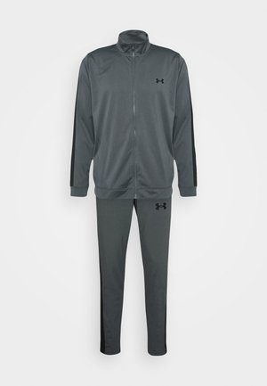 EMEA TRACK SUIT - Tracksuit - pitch gray/black