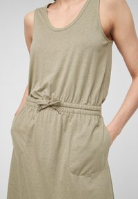 s.Oliver - Maxi dress - summer khaki - 2