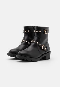 Bianco Wide Fit - BIAPEARL FASHION BOOT WIDE FIT  - Bottines - black - 2