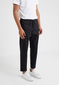 DRYKORN - JEGER - Trousers - black - 0
