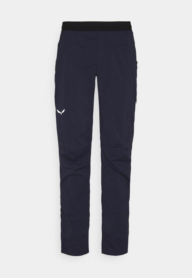 AGNER LIGHT - Outdoorové kalhoty - premium navy