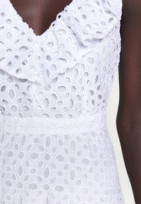 J.CREW - PANAMA DRESS - Day dress - white - 8