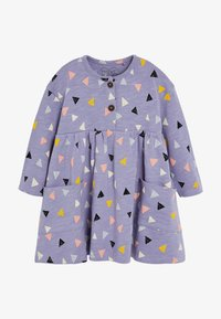 Next - Jersey dress - purple - 0