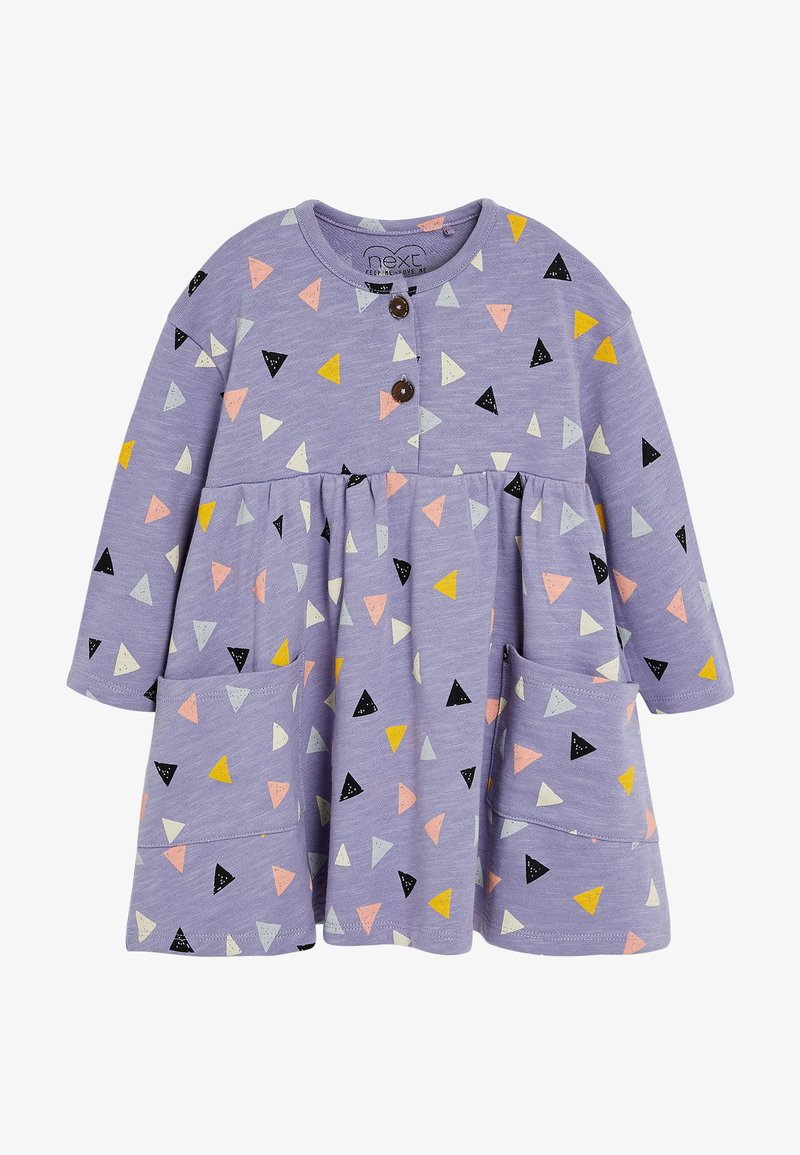 Next - Jersey dress - purple